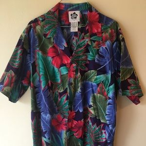 Hilo Hattie Hawaiian Shirt